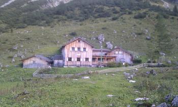 Berghutten Franse Alpen