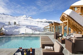 Hotels Franse Alpen