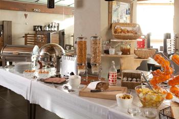 Ontbijt Franse Alpen