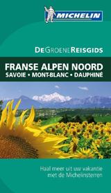Michelin Franse Alpen Noord